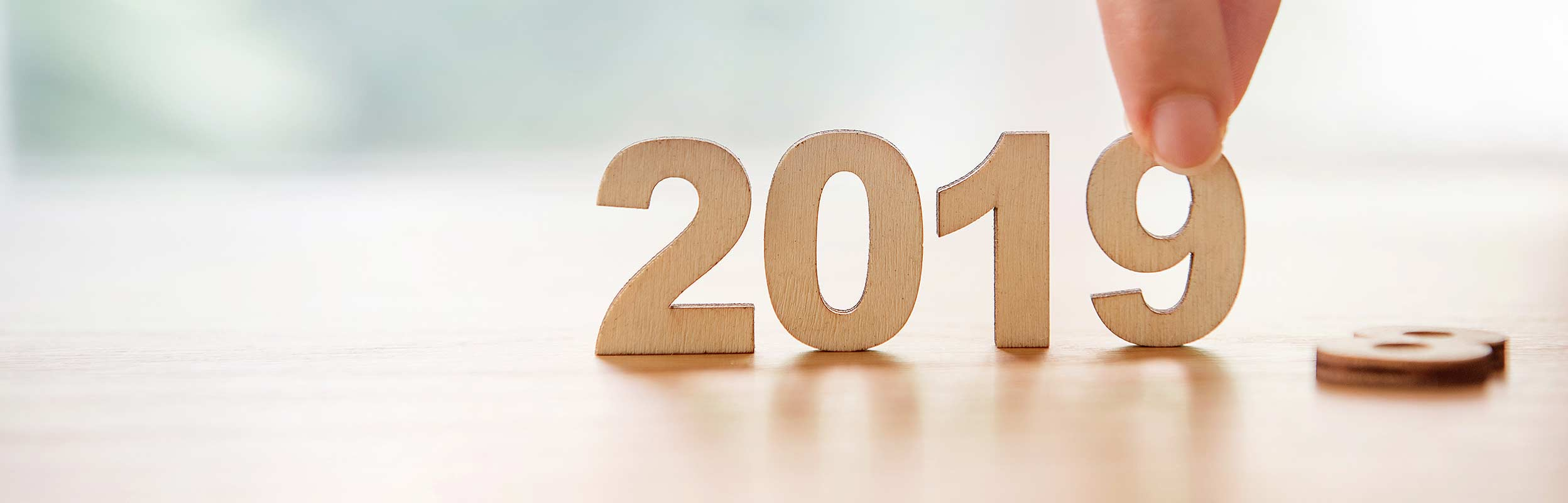 Entreprises : quels changements en 2019 ?